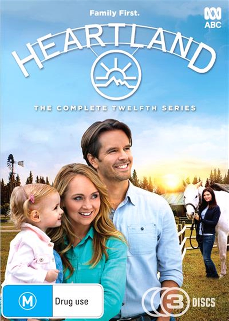 Heartland - Series 12 | DVD