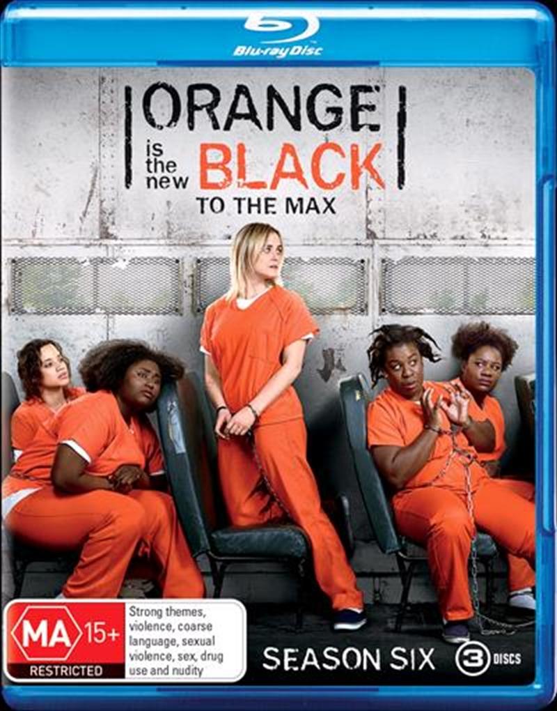 Orange Is The New Black - Season 6 | Blu-ray