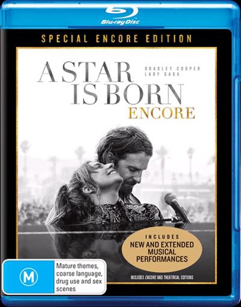A Star Is Born Encore | Blu-ray