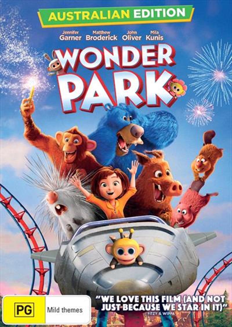 Wonder Park | DVD