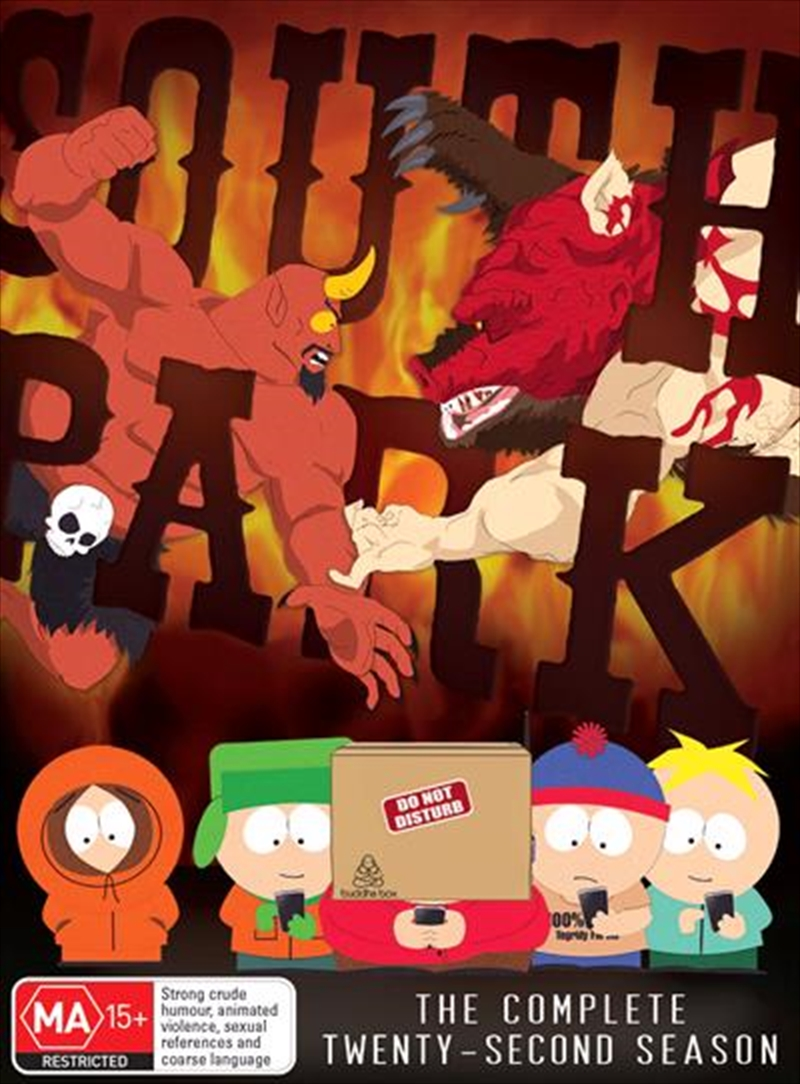 South Park - Season 22 | DVD