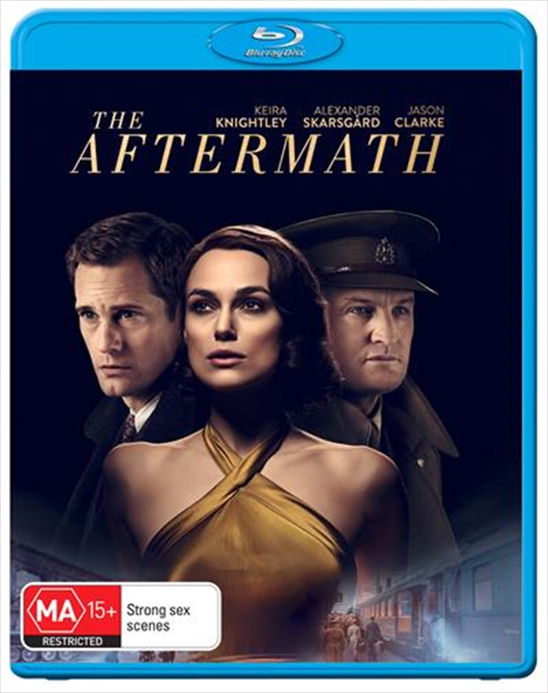 Aftermath, The | Blu-ray