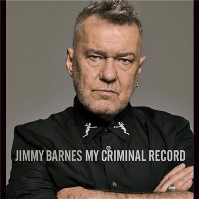 My Criminal Record | CD