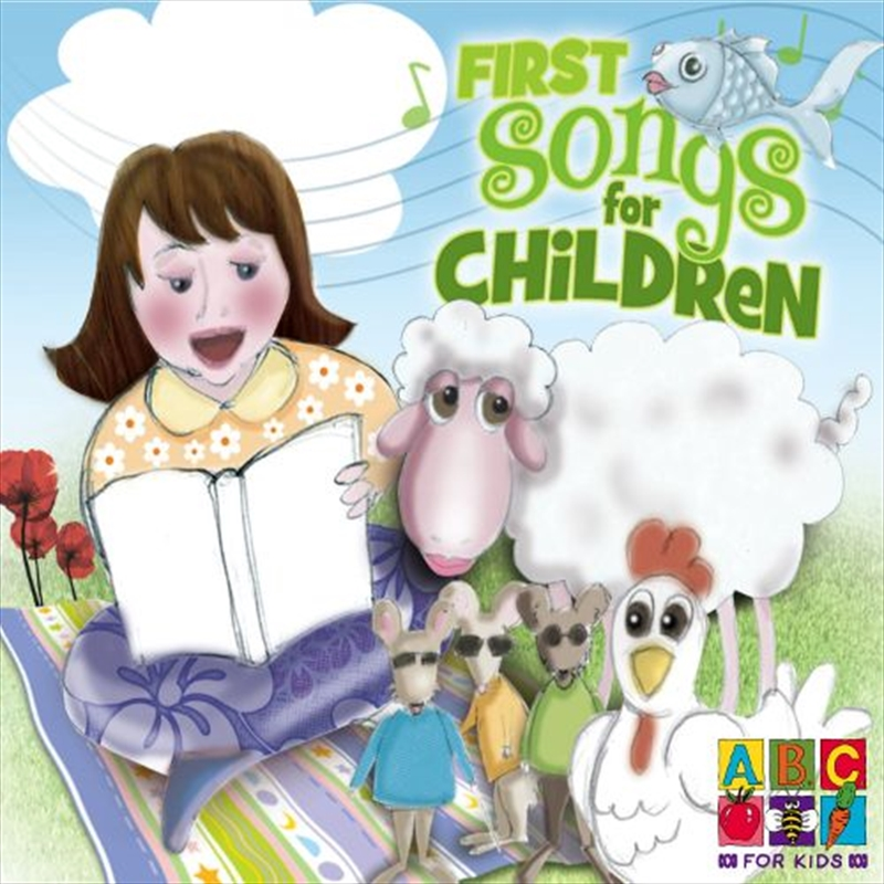 First Songs For Children | CD