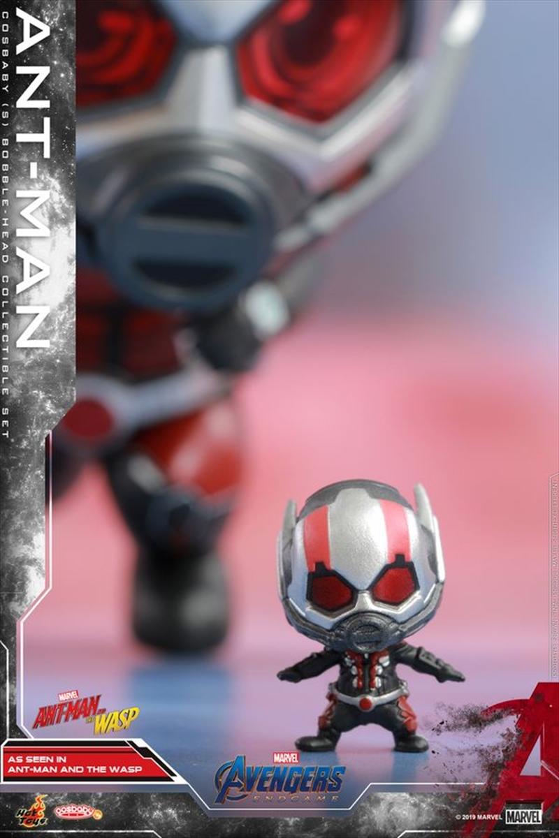 Avengers 4: Endgame - Ant-Man Cosbaby | Merchandise