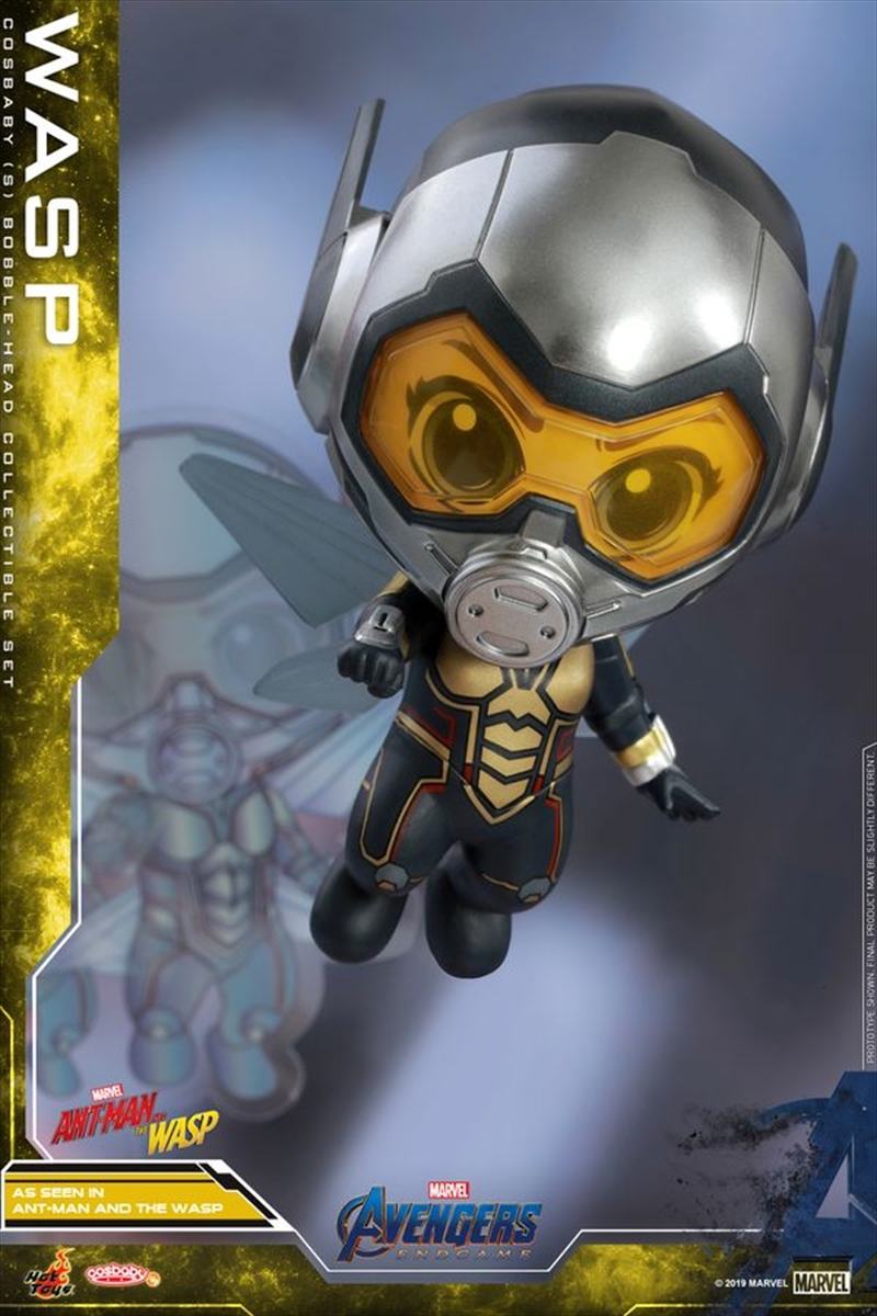 Avengers 4: Endgame - Wasp Cosbaby | Merchandise