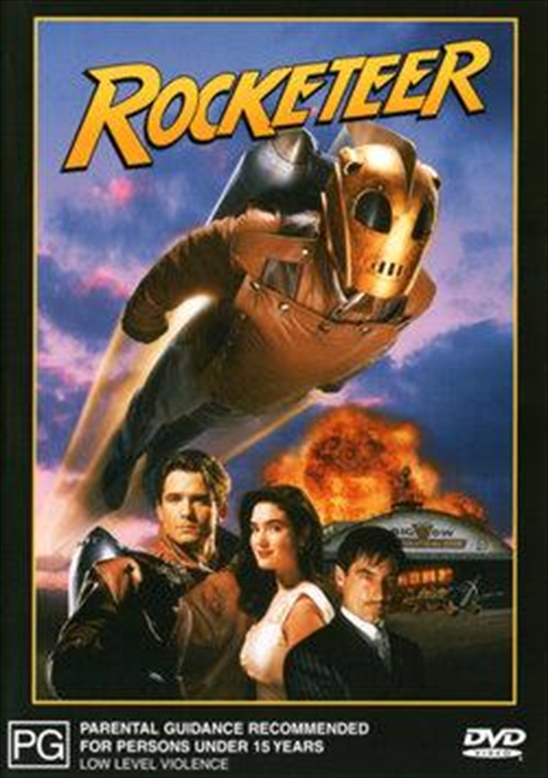 Rocketeer | DVD
