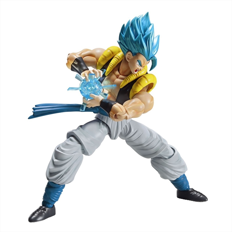 Dragon Ball - Ssgss Gogeta Figurerise | Collectable