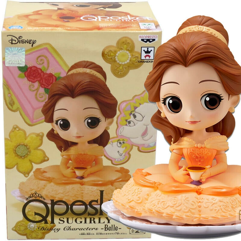 Beauty And The Beast - Belle Milky Figure: Sugirly | Merchandise