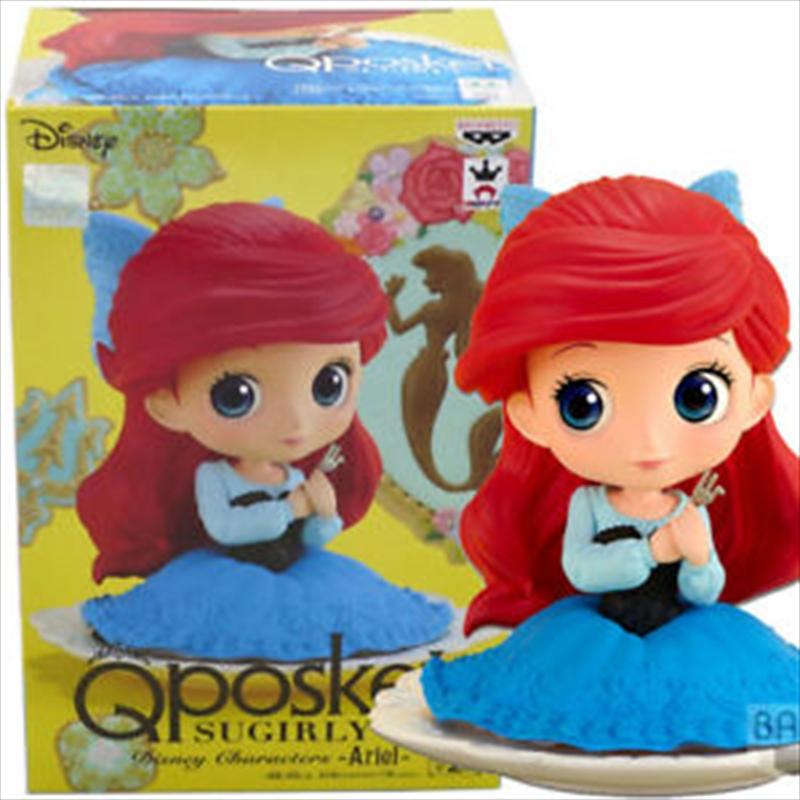Little Mermaid - Ariel Figure: Sugirly | Merchandise