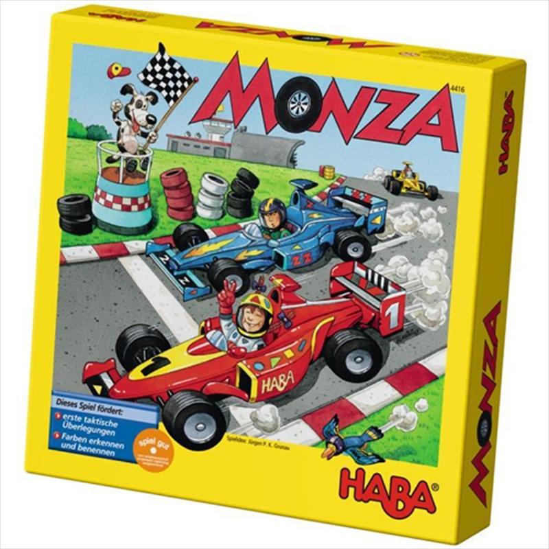 Monza   Merchandise