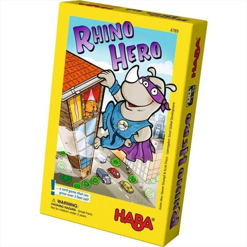 Rhino Hero | Merchandise