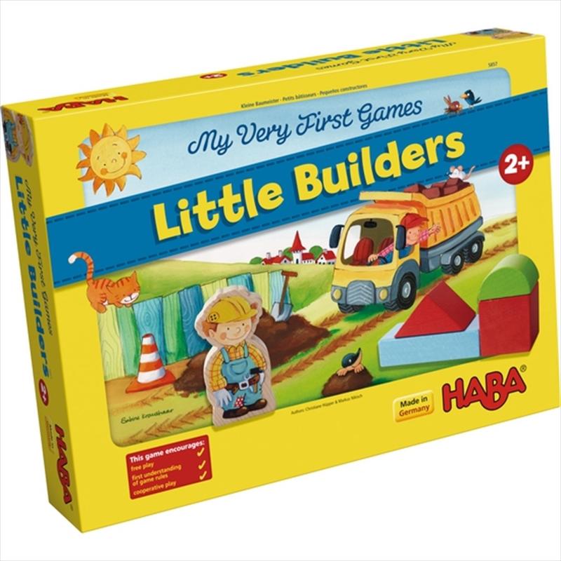 Little Builders | Merchandise