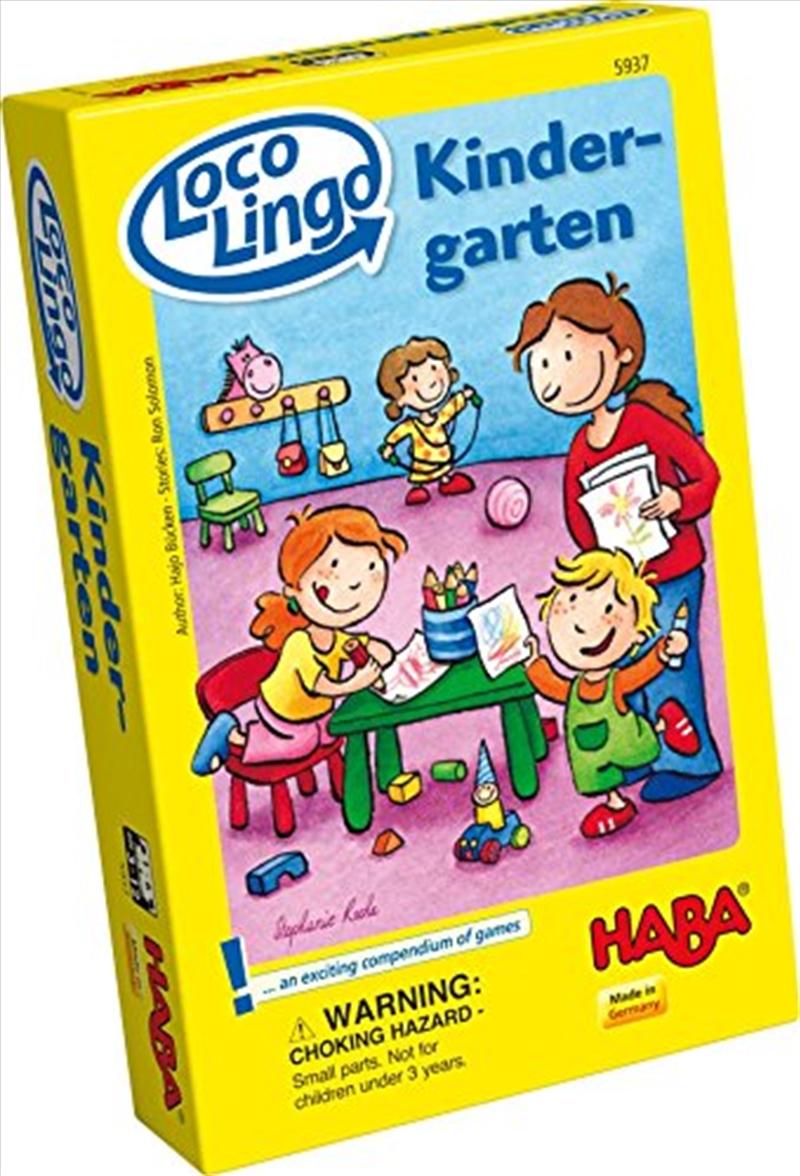 Loco Lingo Kindergarten   Merchandise