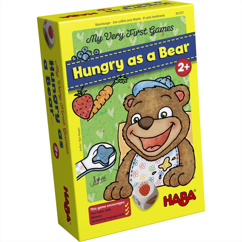 Hungry As A Bear | Merchandise