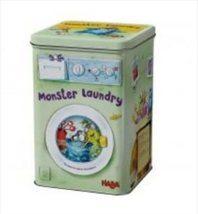 Monster Laundry   Merchandise