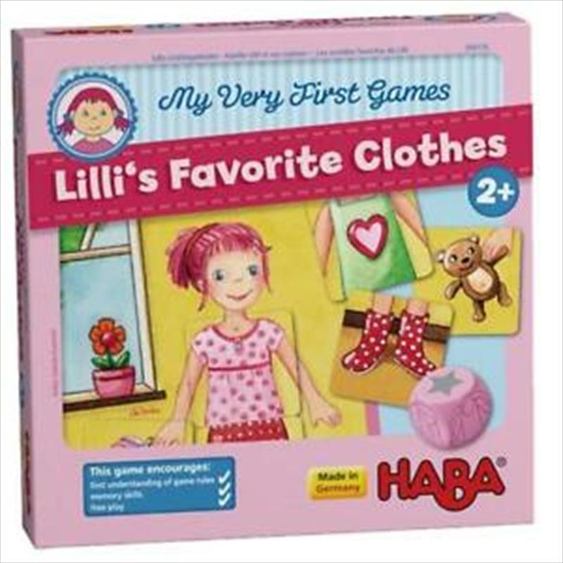 Lillis Favorite Clothes | Merchandise