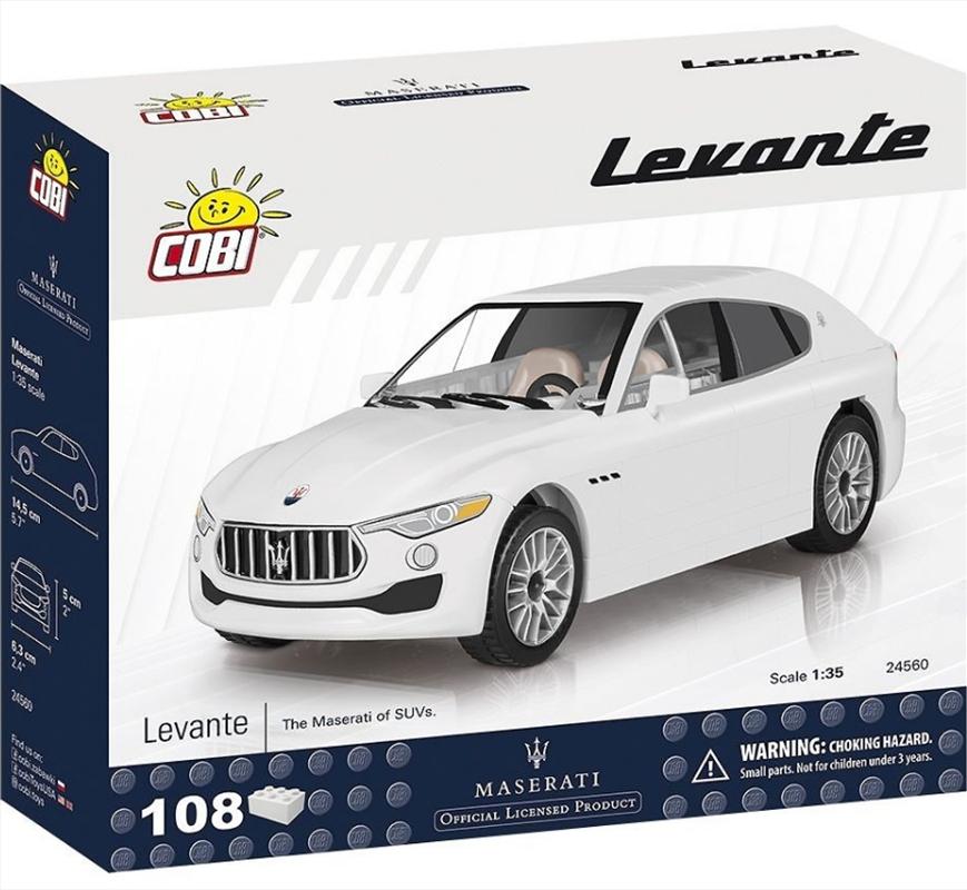 Maserati - Levante   Miscellaneous