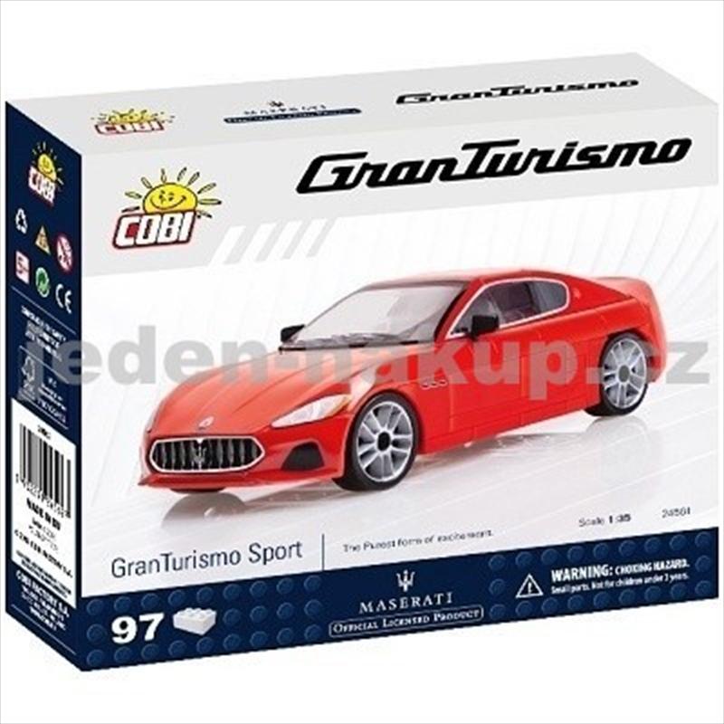 Maserati - Gran Turismo   Miscellaneous
