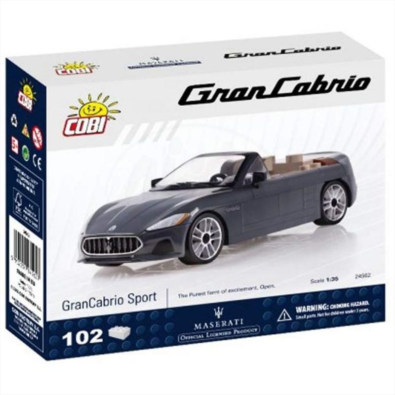Maserati - Gran Carrio | Miscellaneous