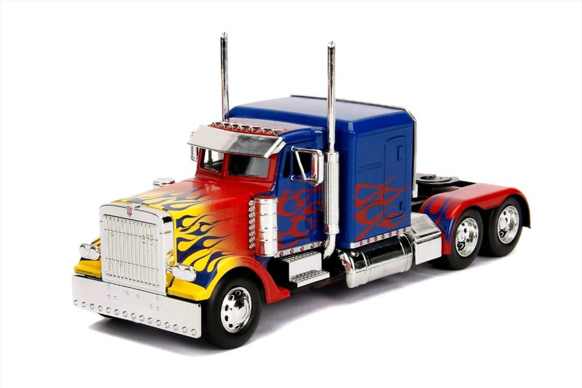 Transformers - Optimus Prime T1 1:24 Hollywood Ride   Merchandise