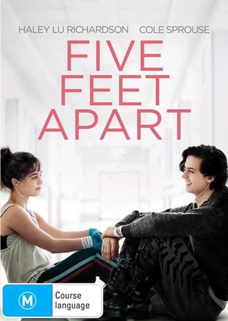 Five Feet Apart | DVD