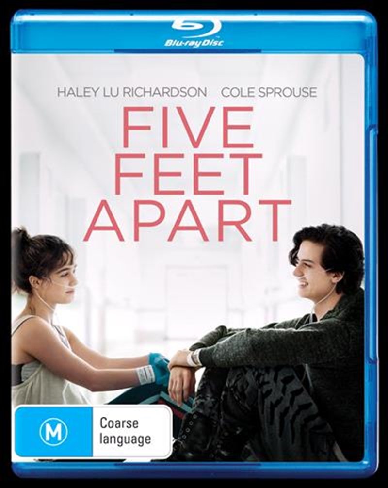 Five Feet Apart | Blu-ray