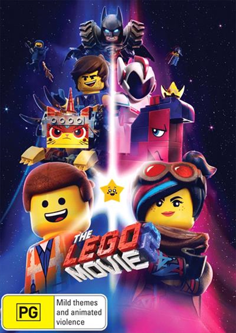 Lego Movie 2, The | DVD