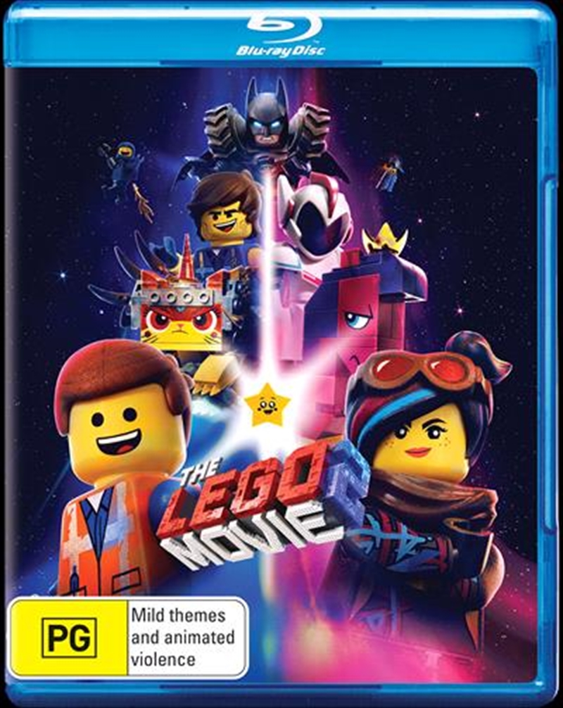 Lego Movie 2, The | Blu-ray
