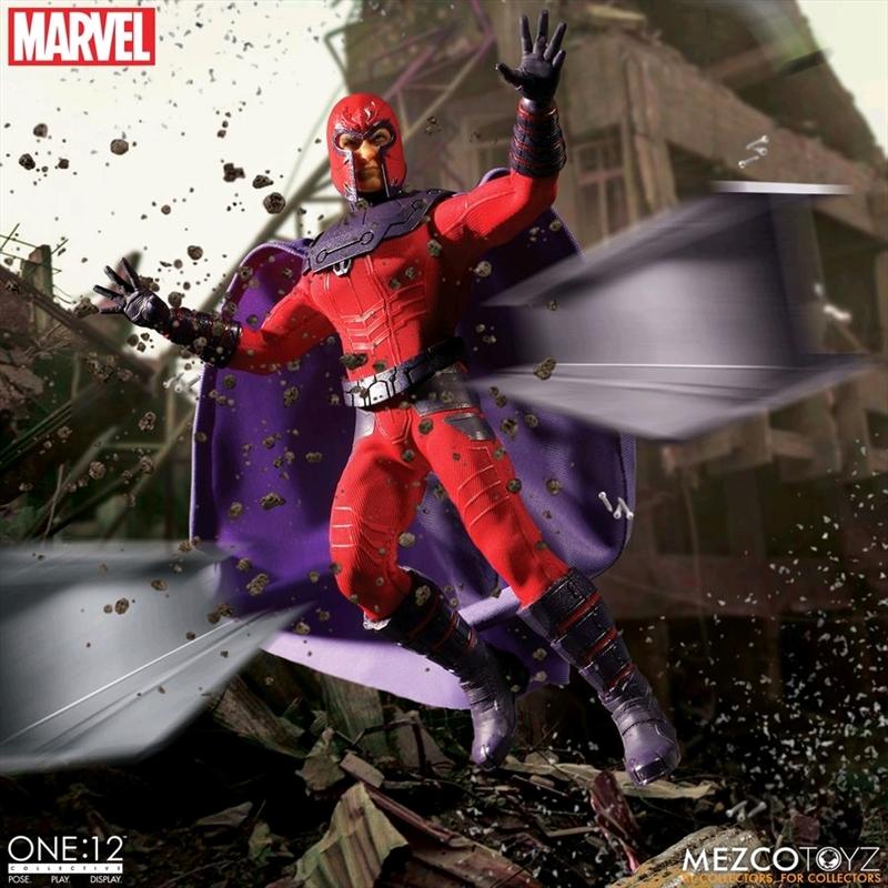 X-Men - Magneto One:12 Collective Action Figure   Merchandise
