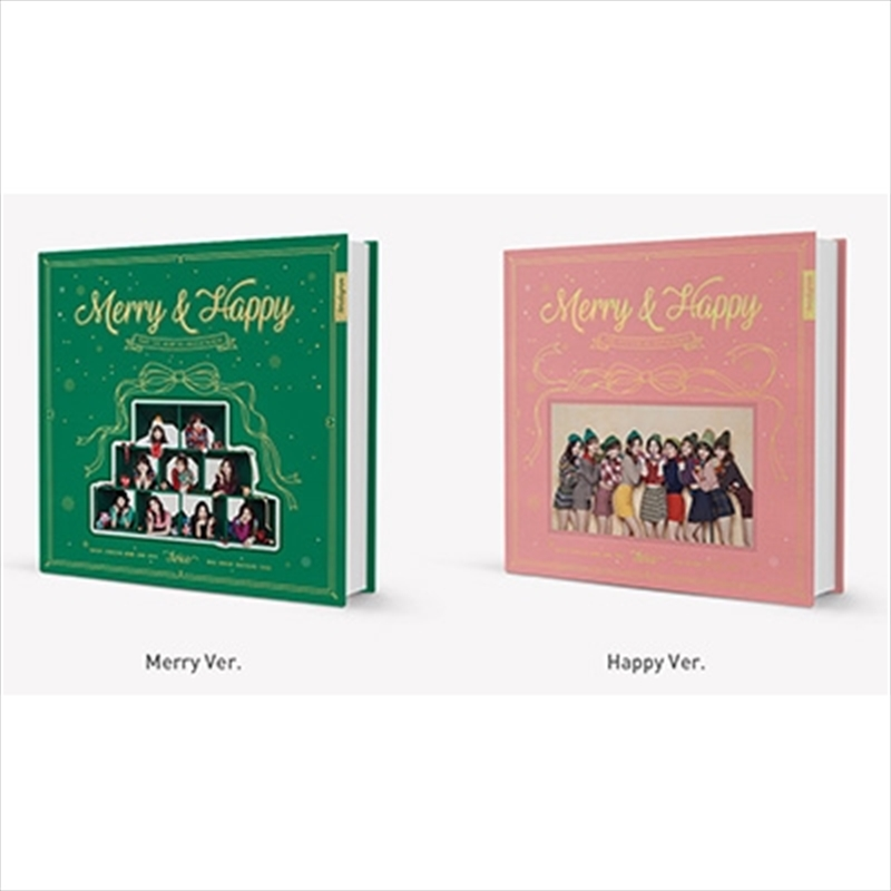 Merry And Happy - Vol 2   CD