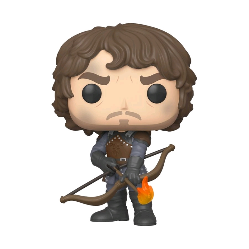Game of Thrones - Theon with Flaming Arrows Pop! Vinyl | Pop Vinyl
