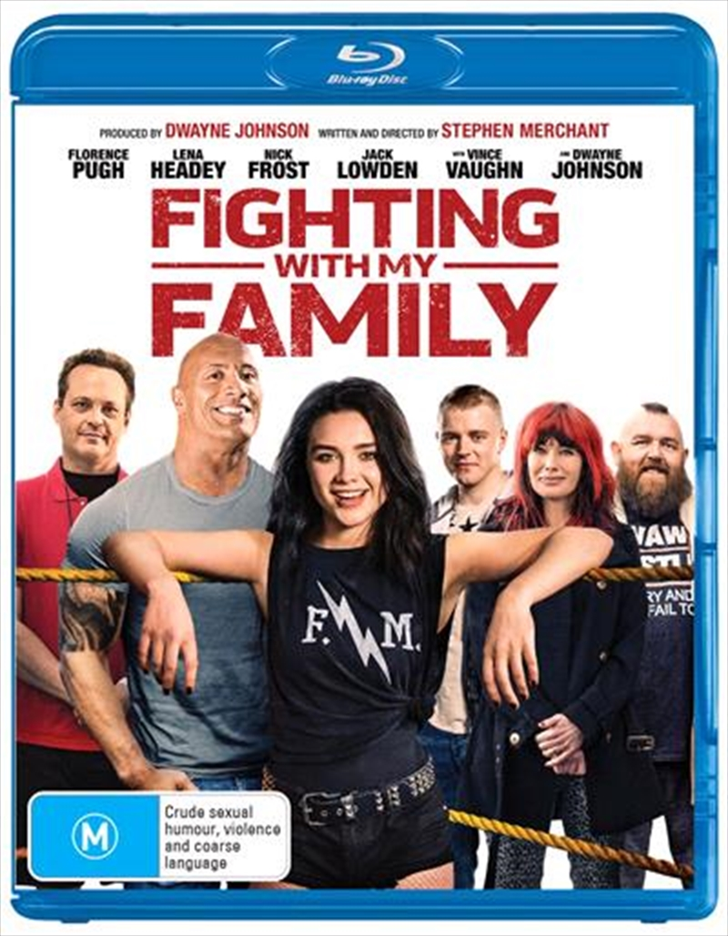 Fighting With My Family | Blu-ray