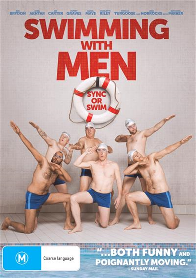 Swimming With Men | DVD