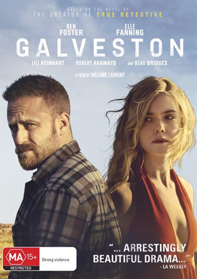 Galveston | DVD