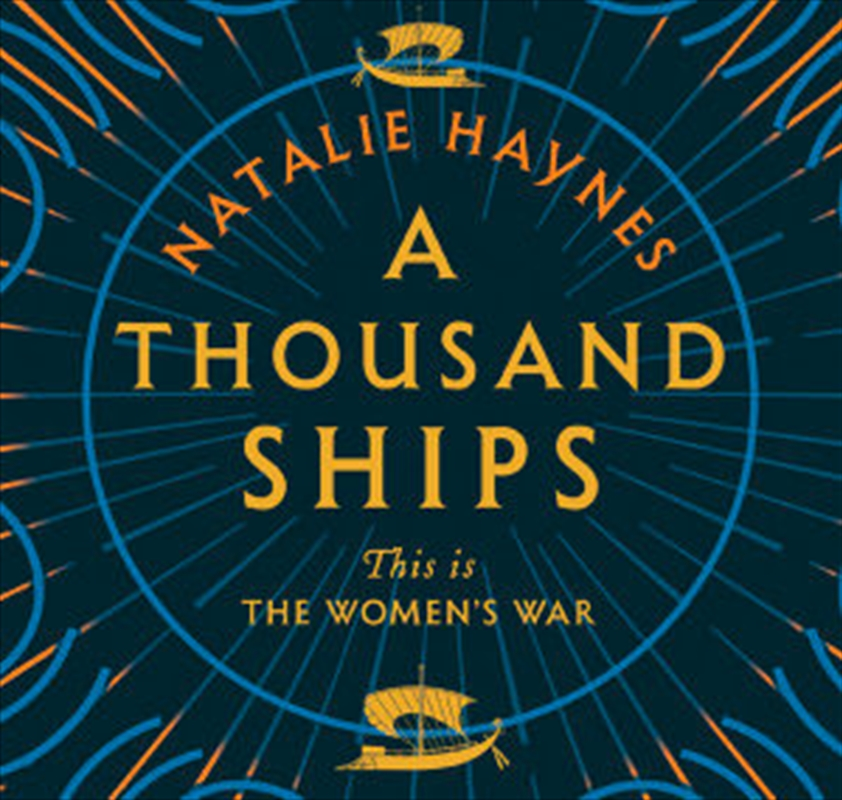 A Thousand Ships   Audio Book