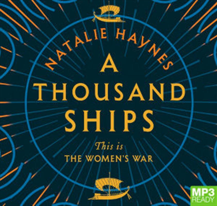 A Thousand Ships | Audio Book