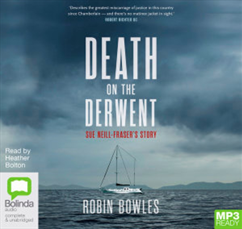 Death On The Derwent | Audio Book