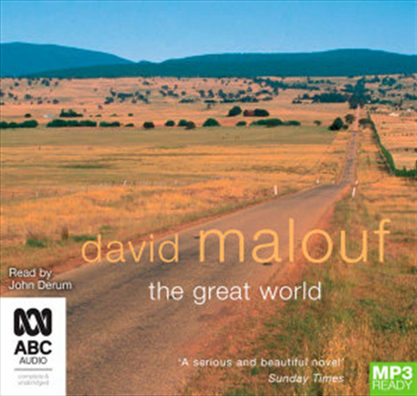 Great World | Audio Book
