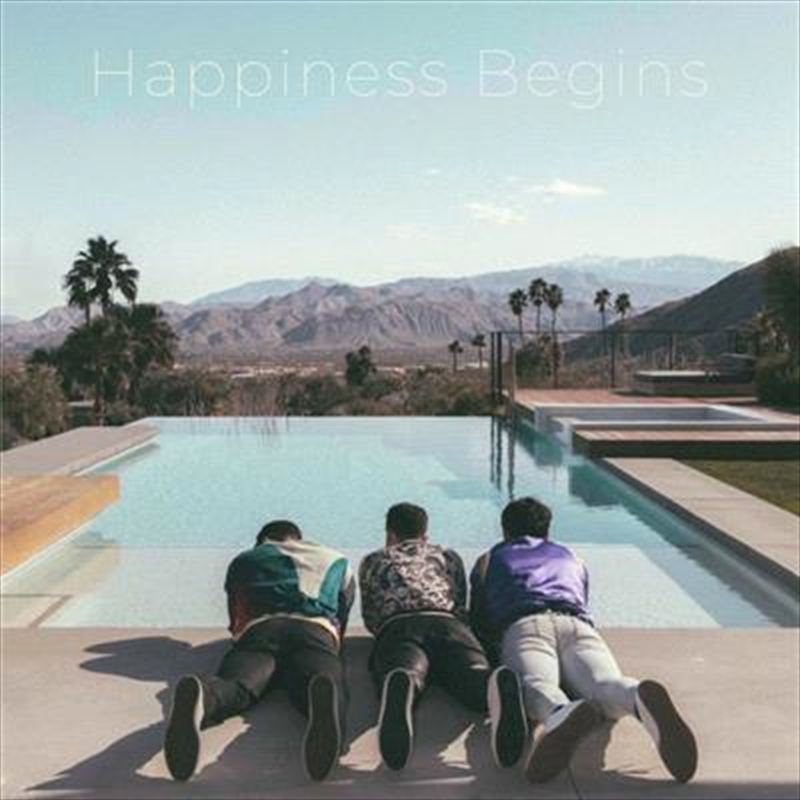 Happiness Begins | CD