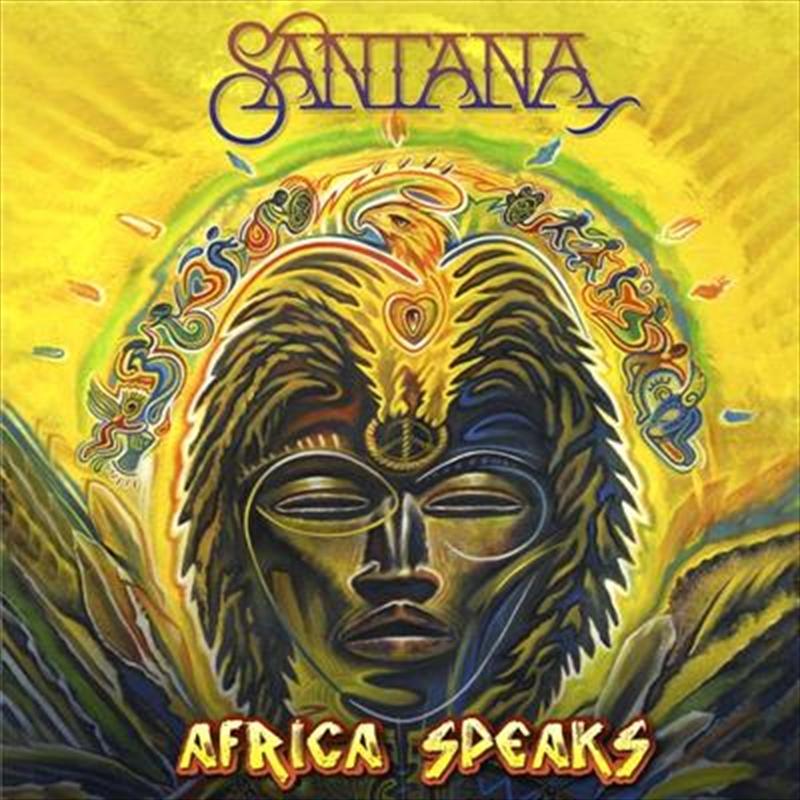 Africa Speaks   CD