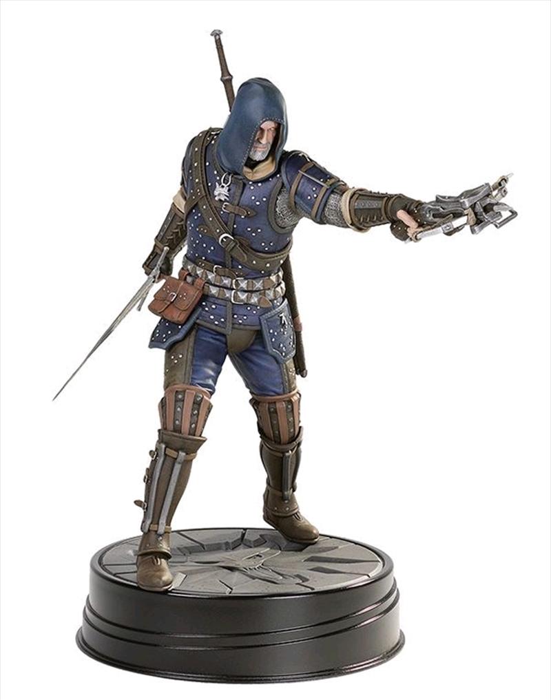 The Witcher 3: Wild Hunt - Geralt Grandmaster Feline Statue   Merchandise