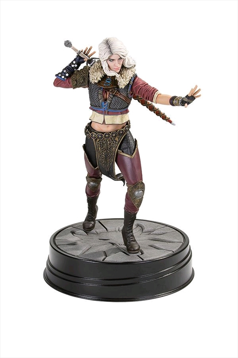 The Witcher 3: Wild Hunt - Ciri series 2 Statue   Merchandise
