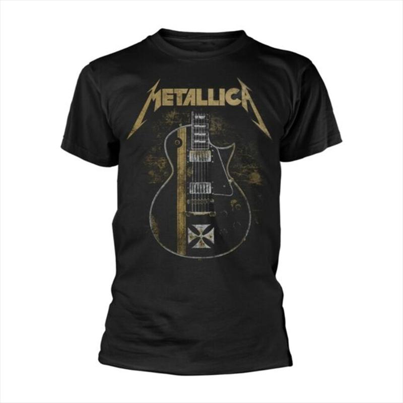 Hetfield Iron Cross: Tshirt XL | Apparel