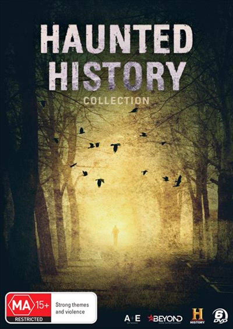 Haunted History Collection | DVD