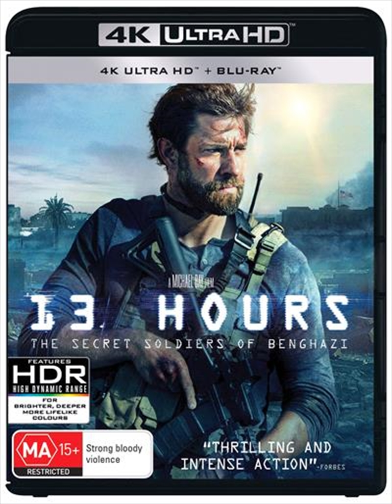 13 Hours - The Secret Soldiers Of Benghazi | UHD