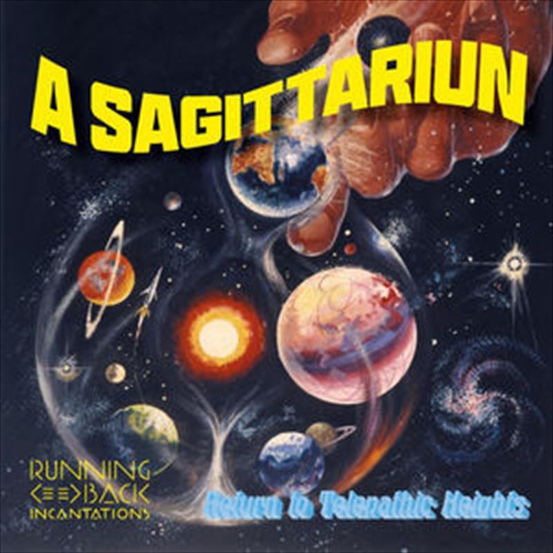 Return To Telepathic Heights | Vinyl
