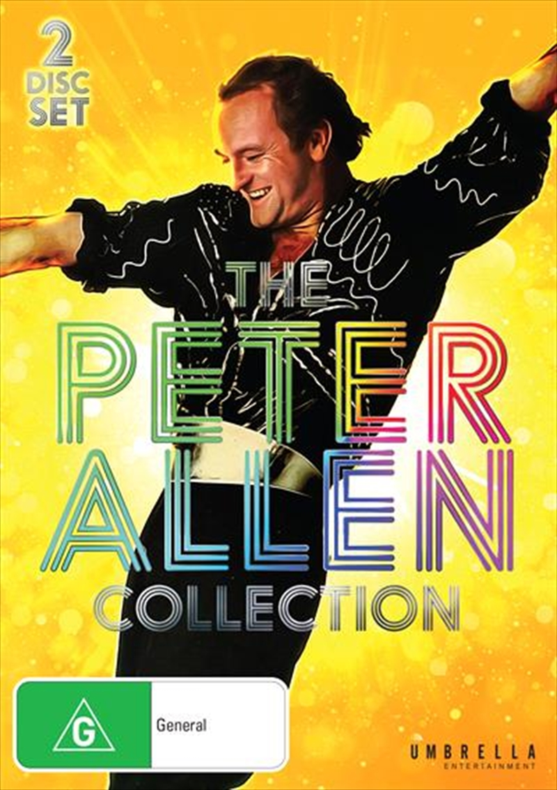 Boy From Oz / A Celebration Peter Allen Collection, The | DVD