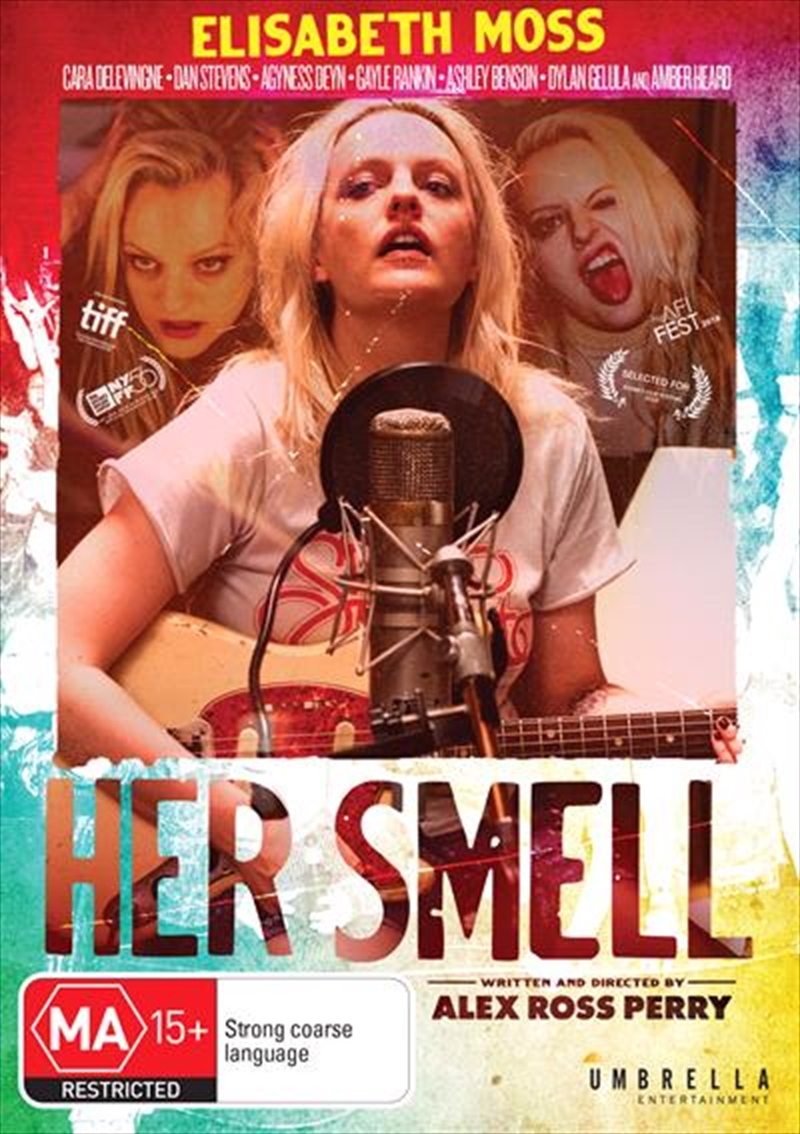 Her Smell | DVD