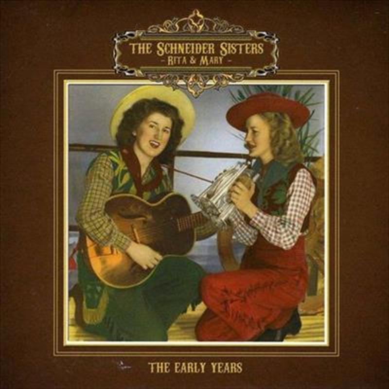 Schneider Sisters   CD